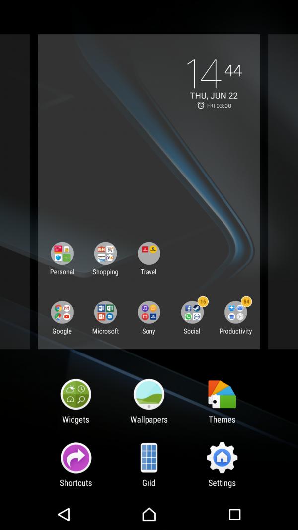 Xperia X Compact 34.3.A.0.194 Update