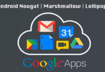 Download GApps for Android Nougat, Marshmallow & Lollipop