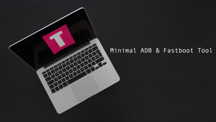 Download and Install Minimal ADB and Fastboot Tool