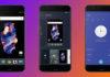 Setup OnePlus 5