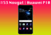 Update Huawei P10 to B153 Nougat Update | VTR-L09