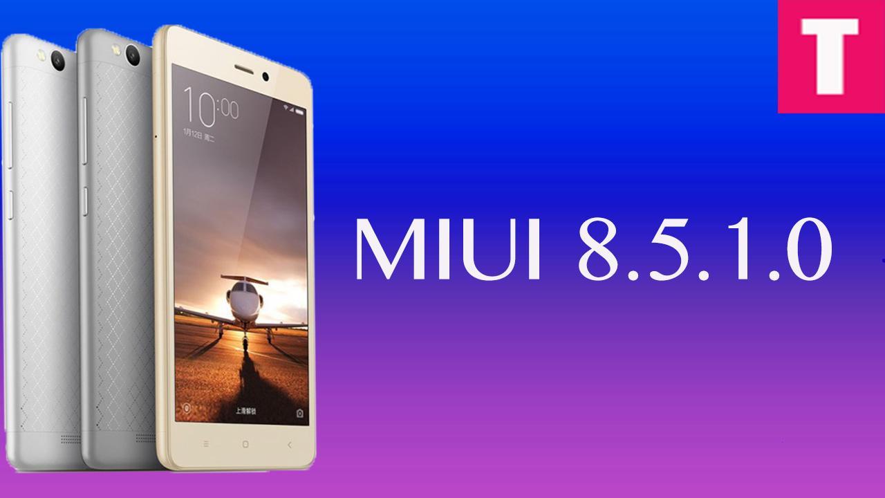 Manually Update Redmi 3 Prime To MIUI 8510 Global