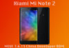 Update Xiaomi Mi Note 2 to MIUI 7.6.15