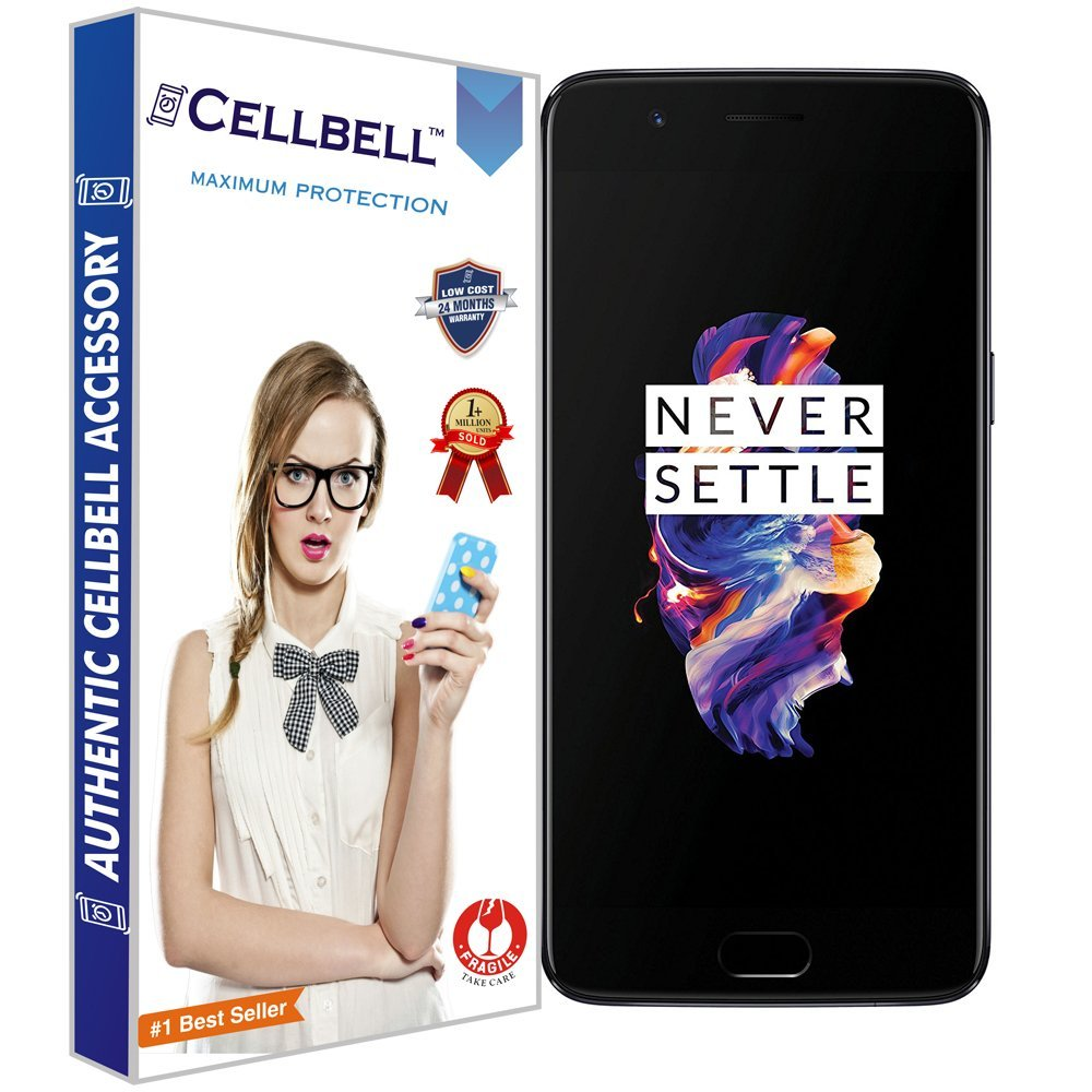 OnePlus 5 Screen Protector From CELLBELL®