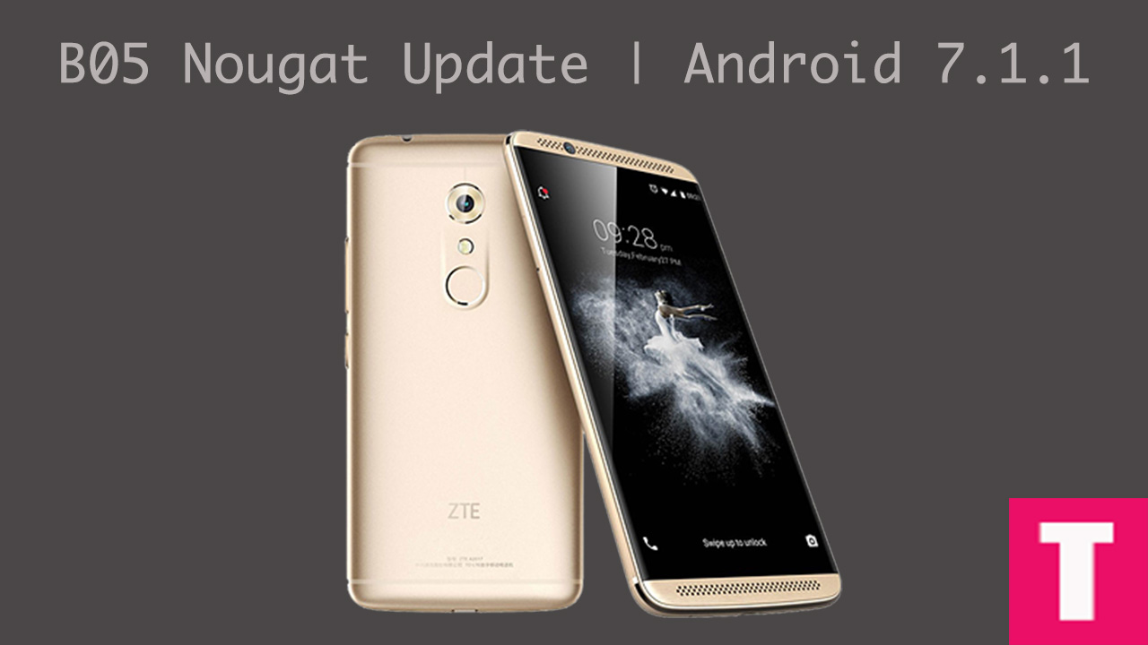 Tab zte axon 7 nougat update download instructions the