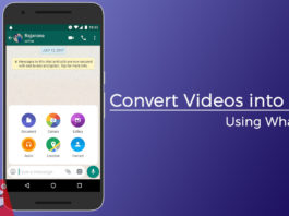 Convert Videos Into GIFs on Android Using WhatsApp