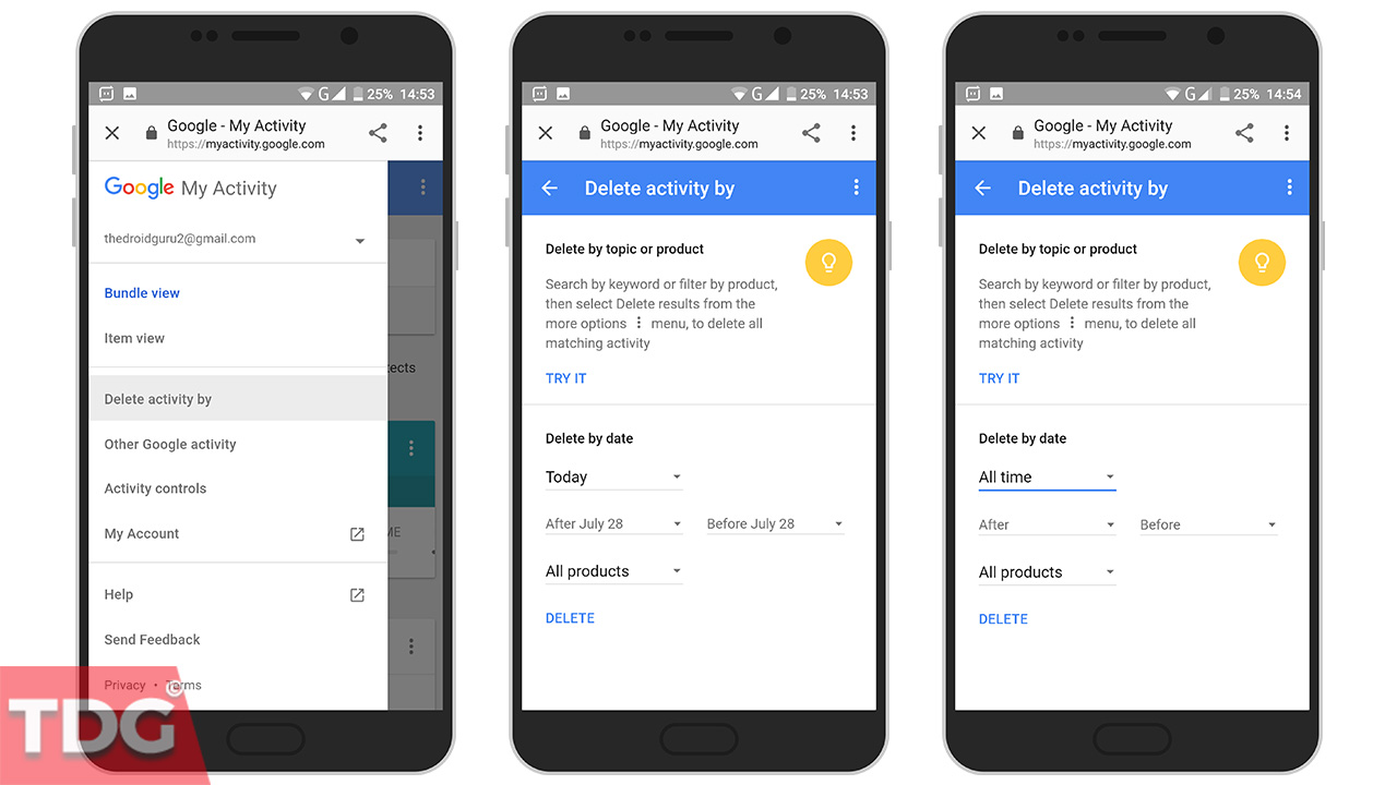 How to Enable and Disable Recent Cards In Google Now or ...