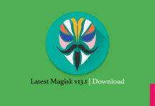 Download Latest Magisk v13.1
