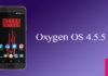OxygenOS 4.5.5 On OnePlus 5