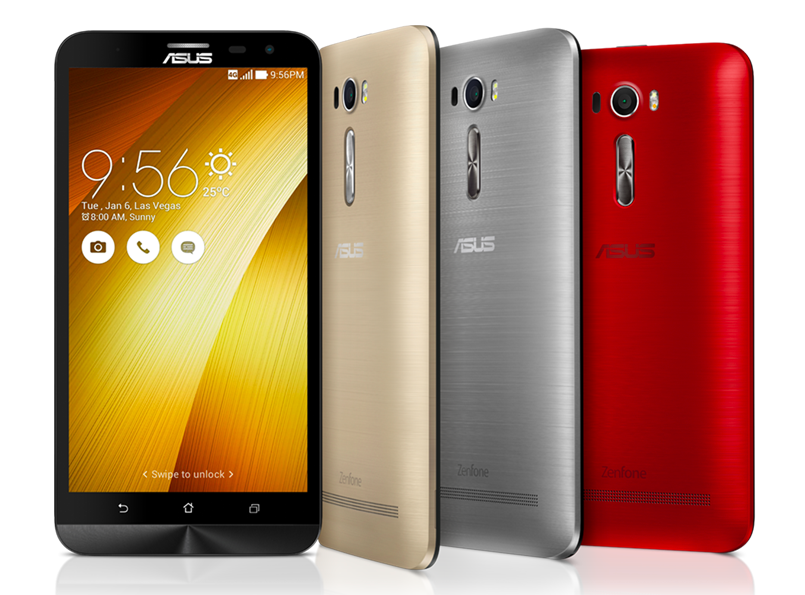 Asus Zenfone 2 Laser Gets New Update With Bug Fixes
