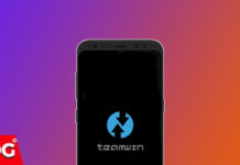 TWRP Recovery For Snapdragon Galaxy S8
