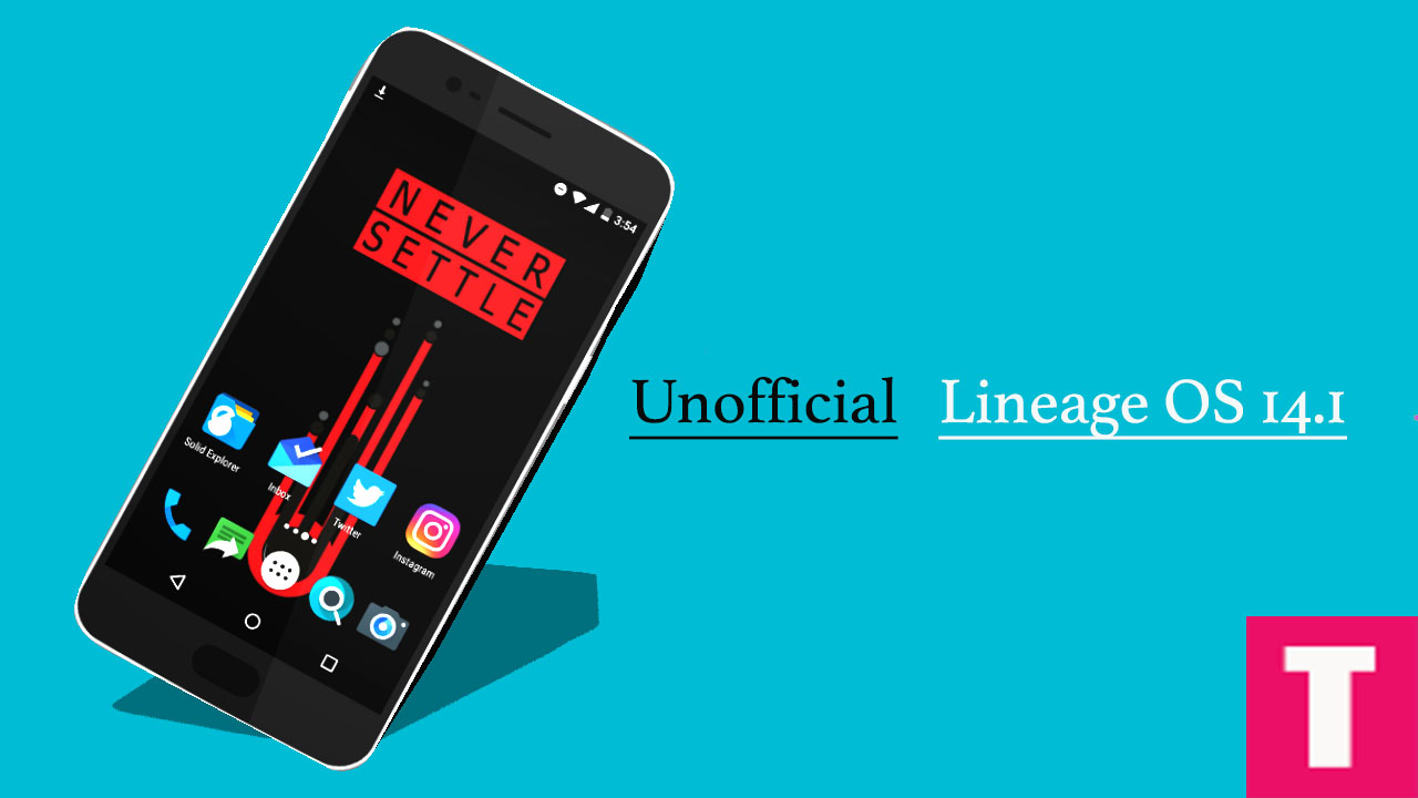 Install LineageOS 14 1 On OnePlus 5 Archives | The Droid Guru