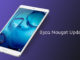 Update MediaPad M3 To B302 Nougat | Android 7.0