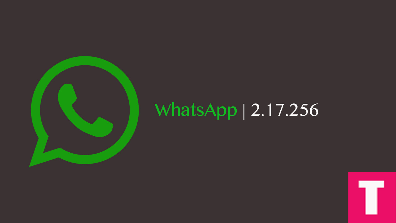Whatsapp 217256 for android released download apk stopboris Choice Image