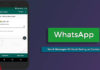 Send WhatsApp Messages Without Adding As A Contact