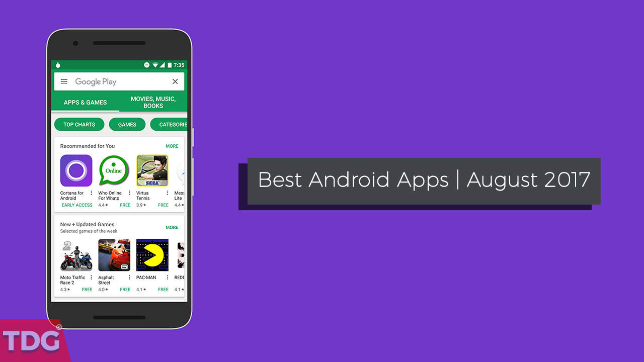top 10 best android apps of august 2017 new apps. Black Bedroom Furniture Sets. Home Design Ideas