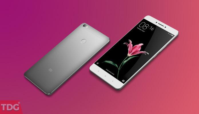 Android 8.0 Oreo AOSP ROM for Xiaomi Mi Max