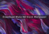 Download Moto X4 Stock Wallpapers