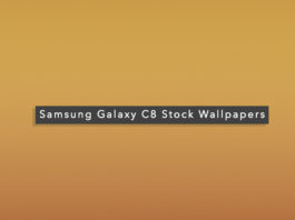 Download Samsung Galaxy C8 Stock Wallpapers