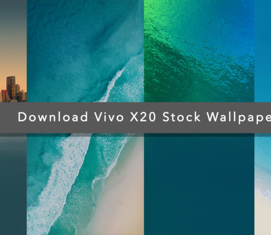 Download Vivo X20 Stock Wallpapers On Any Smartphone