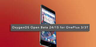 Download and Install OxygenOS Open Beta 24/15 for OnePlus 3/3T