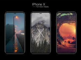 Download iPhone 8 and iPhone X Stock Wallpapers