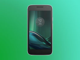 LineageOS 15 on Moto G4 Play