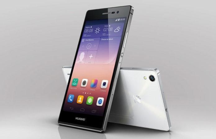 Huawei P8 B399 Marshmallow Update [Europe]