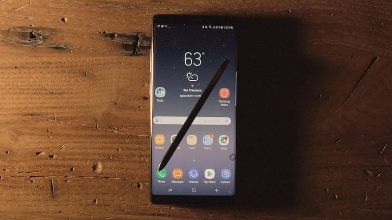 [Download] Samsung Galaxy Note 8 and S6 Edge receive October security patch