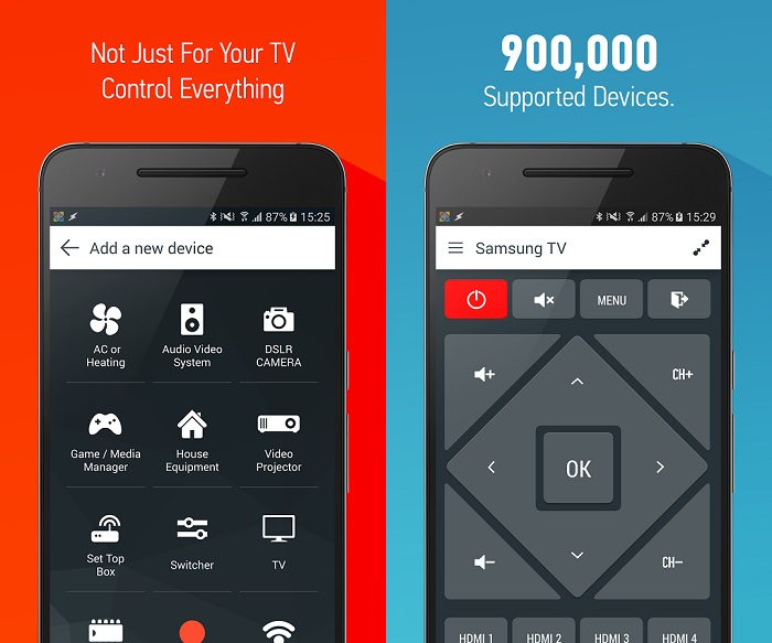 Best Android Remote Control Apps 2017