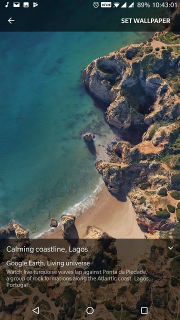 [Download] Get the animated wallpapers of the Google Pixel 2