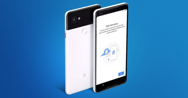 Download the Google Pixel 2 ringtones on your phone