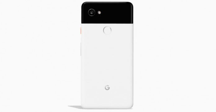 The portrait mode of the Google Pixel 2 XL is also failing