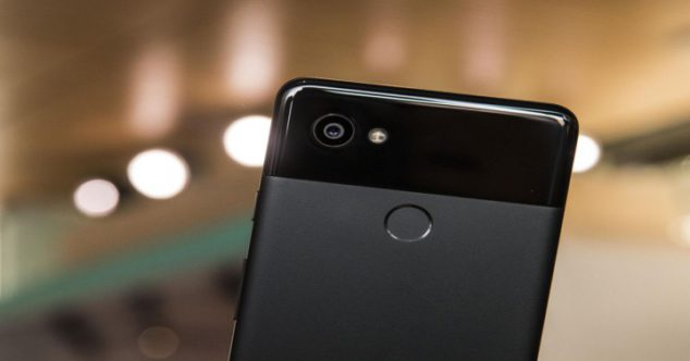 The problems of the Google Pixel 2 XL could be solved with an update