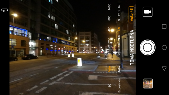 Tips for making better night photos with the mobile