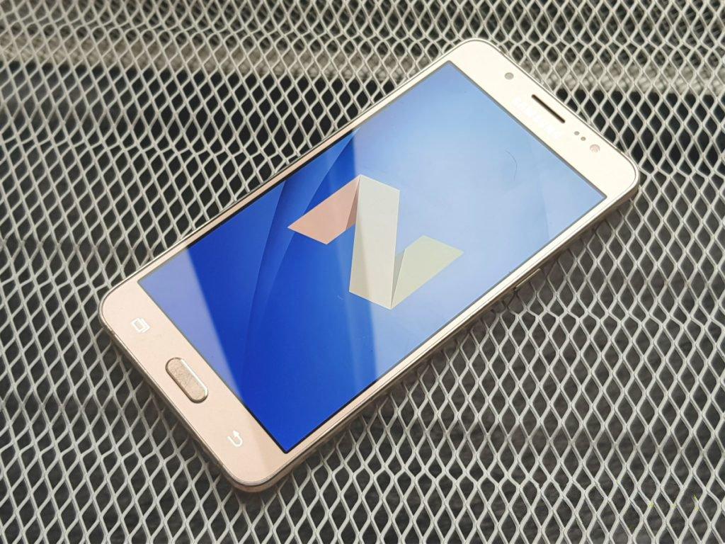 Samsung Galaxy J5 2016 Android 7 1 1 Nougat Update The Droid Guru