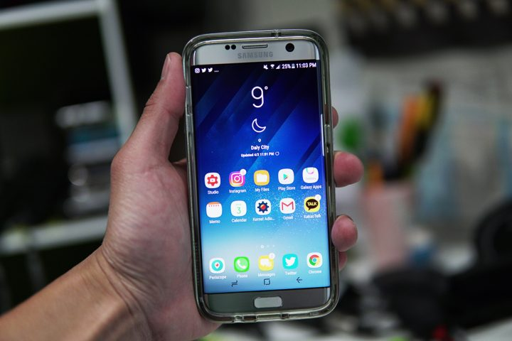 How to turn an S6 / S7 into a Samsung Galaxy S8
