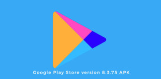 Download Google Play Store version 8.3.75 APK