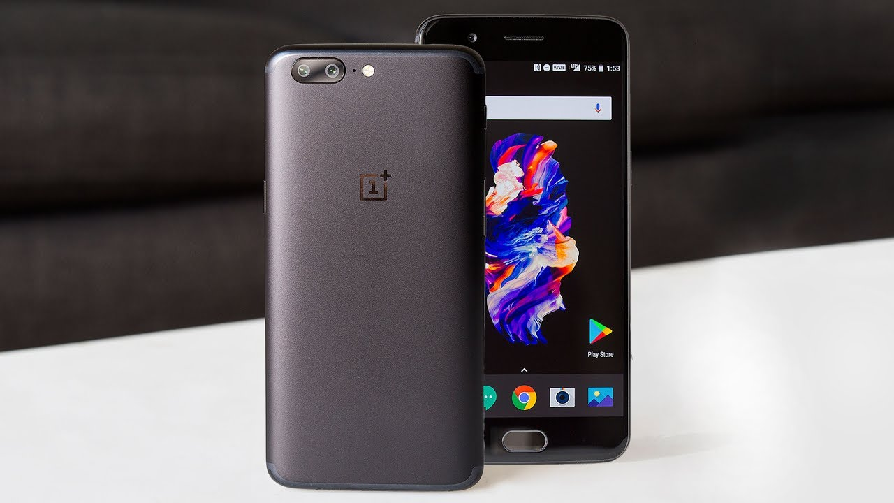 Download and Install OxygenOS 4.5.14 ROM for OnePlus 5