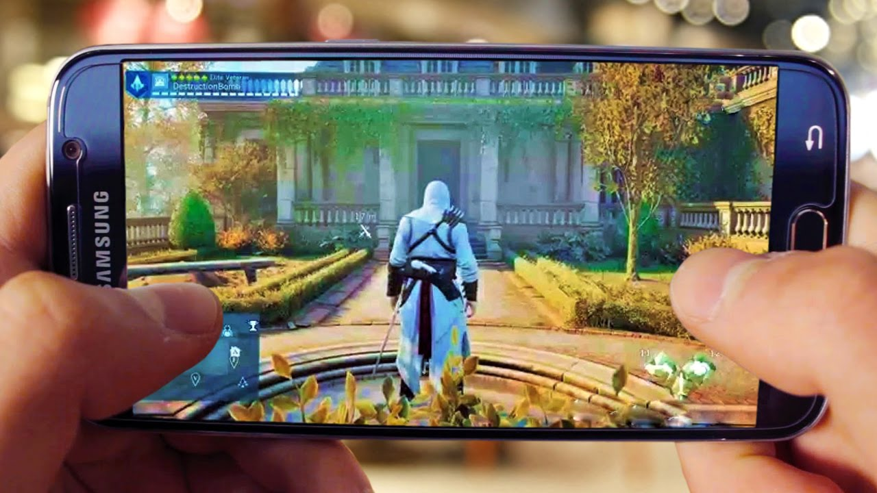 PC​ ​and​ ​console​ ​games​ ​that​ ​should​ ​be​ ​ported​ ​to​ ​Android