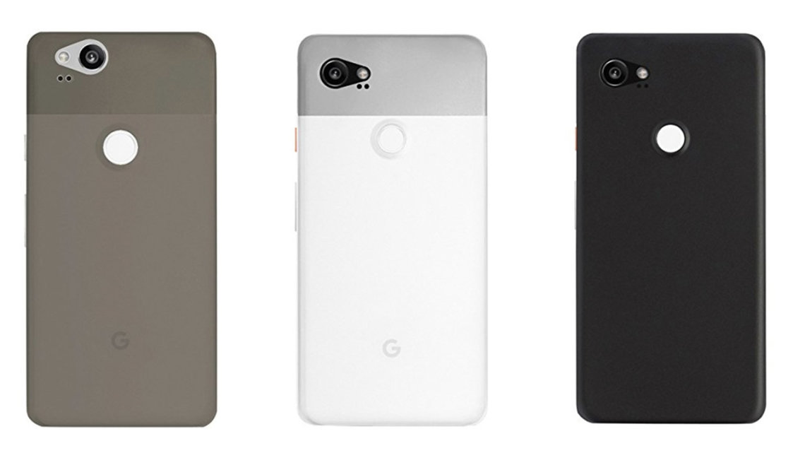 Totallee Pixel 2 and Pixel 2 XL cases now available on Amazon