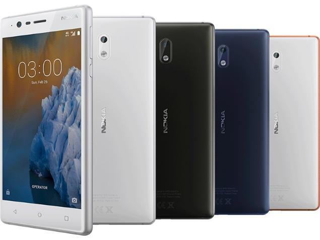Nokia 3 receives official Android 8.0 Oreo update as build V3.220
