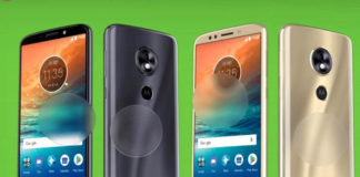 Moto G6 Play's specifications confirmed