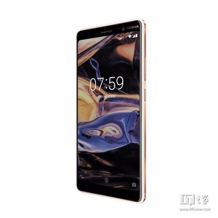 A new batch of images from the flagship smartphone Nokia 9