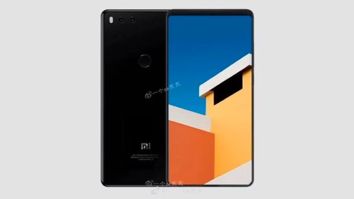 Mi 7's Previously Leaked Render