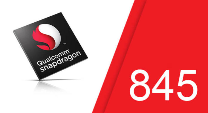 Snapdragon 845 benchmark scores revealed