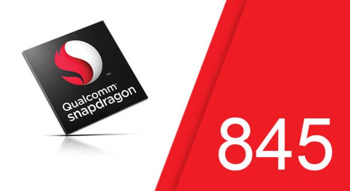 Snapdragon 845 benchmark scores revealed