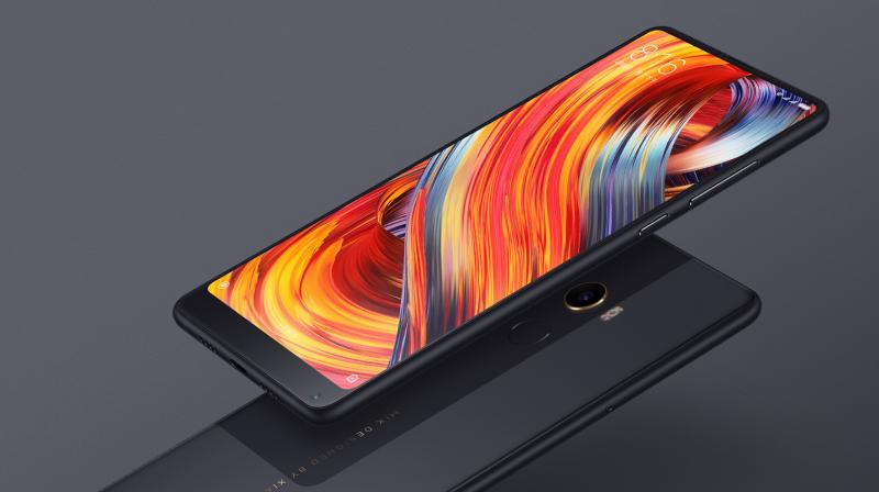 Xiaomi Mi Mix 2S sketch and specs sheet leaked