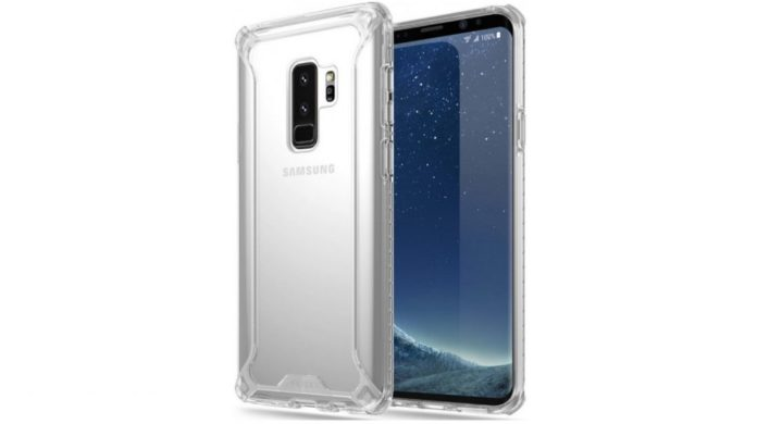 S9 Plus Case Renders