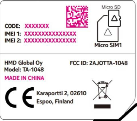 Nokia 4 Powered with Snapdragon 450 May Have Passed FCC Certification